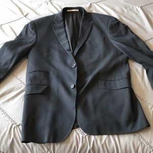 Burberry Corduory Sports Coat size 44R